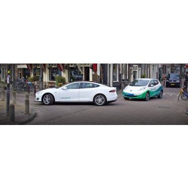 Taxi Electric Duivendrecht